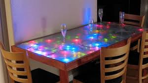 Terrific Cool Dining Room Table Alluring Decor Inspiration At Tables ...