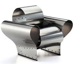 modern metal furniture. interior designers present their chair masterpieces modern furniture design inspirations metal