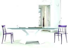 round glass dining table set uk glass dining sets extendable glass top dining table extendable glass