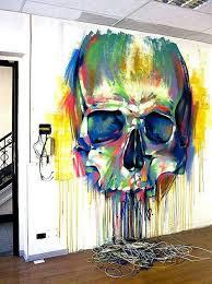 16 cool graffiti wall mural ideas