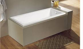 drop in tub. China CUPC 60 Inch Drop In Acrylic Simple Bathtub North-America Market Tub Supplier T
