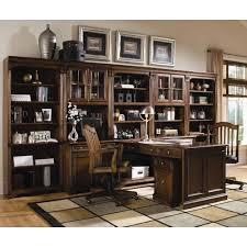 office wall units. Hooker Furniture Brookhaven Office Wall Unit Office Wall Units
