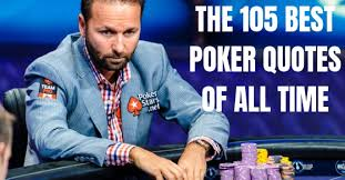 The 40 Best Poker Quotes Of All Time Voted By Pros BlackRain40 Classy Poker Quotes