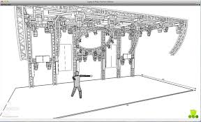 Elation Capture Solo Lighting Design Software Pssl Theatre Lighting Design Software