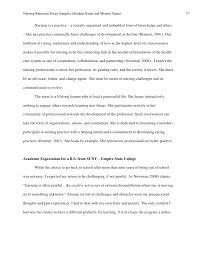 rationale essay samples a b c  17 nursing rationale essay