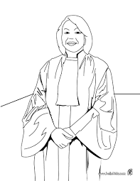 Judge Coloring Page To Offer You
