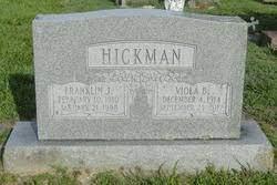 Viola Benson Hickman (1914-2012) - Find A Grave Memorial
