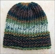 Loom Knitting Hat Patterns Impressive Cool Loom Knitted Hat Tutorial Knitting On A Loom Pinterest