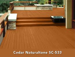 Olympic Natural Cedar Stain Solid Stain Decks Woodsmart By