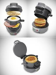 fast food maker forget fast food get a hamilton beach breakfast sandwich maker for