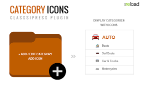 ClassiPress Category Icons Plugin