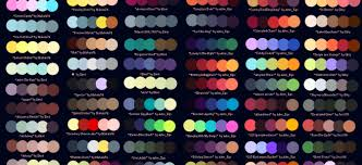 How To Choose Color Palettes For A Theme Graphic Design Stack Answers