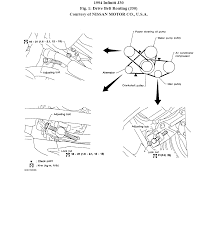 1994 infiniti j30 serpentine belt routing and timing belt diagrams i need directions to change alternator on 1994 infinity j30 and the 1994 infiniti j30 serpentine belt routing and timing belt diagrams