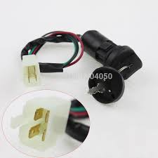 popular atv wiring buy cheap atv wiring lots from new key ignition switch 4 wire 50 70 90 110 125 135cc atv quad go