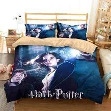 harry potter comforter set customize harry potter bedding set duvet cover set bedroom set harry potter harry potter comforter set