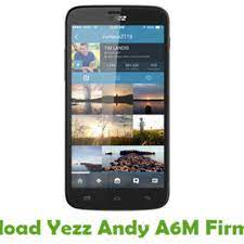 Download Yezz Andy A6M Firmware - Stock ...