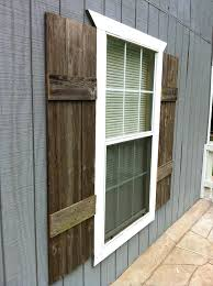diy window shutter build window shutters plans