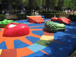 fireproof best rubber flooring for playground