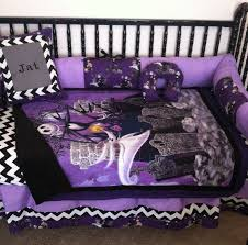 nightmare before crib bedding sets