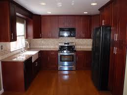 Cherry Kitchen Cabinet Doors Kitchen Attractive Cherry Kitchen Cabinets Design Ideas Cherry