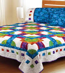 173 best Round robin and Row Robin quilt ideas images on Pinterest ... &