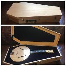 diy coffin case for my homemade camp uke