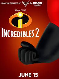 incredibles 2 official poster. Exellent Poster Incredibles 2 Fan Made Poster By JustSomePainter11  And Official Poster E