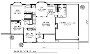 Ranch Style House Plans With Basement  Basements IdeasHouse Plans Ranch