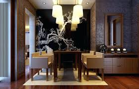 wallpaper designs for dining room good looking at center wall of elegant  which . wallpaper designs for dining room ...