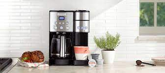 It's fast and makes a great cup of coffee. Coffeemaker Machines Programmable Coffeemakers