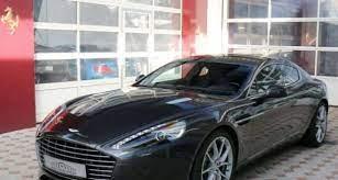 2016 Aston Martin Rapide S Rapide S Classic Driver Market