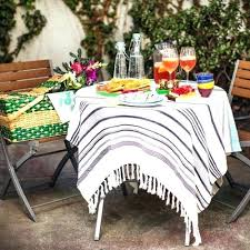 patio round tablecloth round tablecloth outdoor