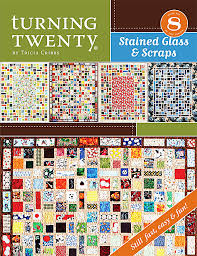 Turning Twenty<br>Stained Glass & Scraps<br>(Book #8)<br> at ... & Turning Twenty<br>Stained Glass ... Adamdwight.com