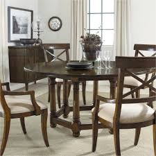 luxury dark wood round dining table new 5 piece round dining table set a frique studio