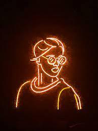 Neon Orange Pictures