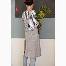 Apron Dress Pattern Extraordinary 4848 Hihetetlen ötlet A Megunt Farmeredre Kuka Helyett Apron