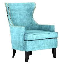 Velvet Wingback Chair Velvet Chair Engaging Blue Wing Back Pacific