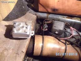 volkswagen beetle voltage regulator 12v generator number 1955 click here to enlarge the image