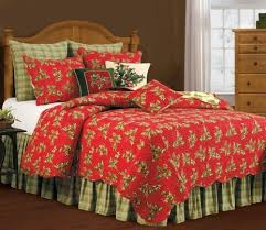 Cutest Christmas Comforters and Bedding Sets! & Gorgeous Christmas Quilt Set Adamdwight.com