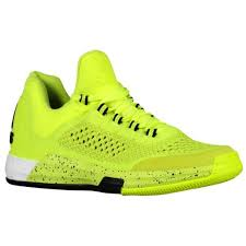 adidas basketball shoes 2016. adidas men\u0027s 2016 crazylight boost primeknit solar yellow/black basketball shoes