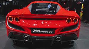 2021 maserati ghibli f tributo. 2020 Ferrari F8 Tributo Interior Exterior And Drive Youtube