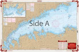 Long Island Sound Navigation Chart 13