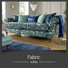 Printed Fabric Sofas16