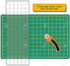 Green Self-healing Cutting Mat, Rotary Blade Cutter, See-Through ... & Green Self-healing Cutting Mat, Rotary Blade Cutter, See-Through Ruler for Adamdwight.com