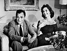mike todd elizabeth taylor. Delighful Elizabeth CBS Paid Mike Todd For The Rights To Cover First Anniversary  Celebration At Madison Square Garden Around World In 80 Days As A Television  To Elizabeth Taylor O