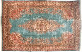 14x21 palace size cyrus crown kerman rug