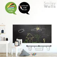 chalkboard wall decal chalkboard wall