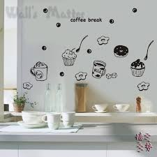 Small Picture Kitchen Stickers Wall Decor Home Design