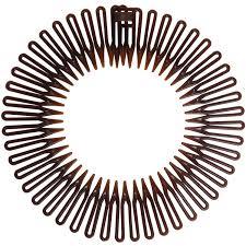 Ободок для волос цвет: коричневый, артикул: <b>4100005</b> - купить в ...