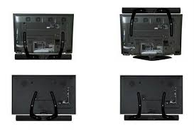 attached to tv wall bracket or tv directly